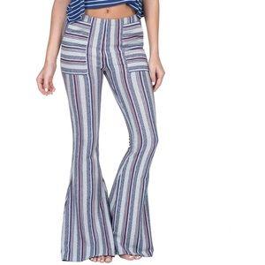 Volcom I WOULD flare pants